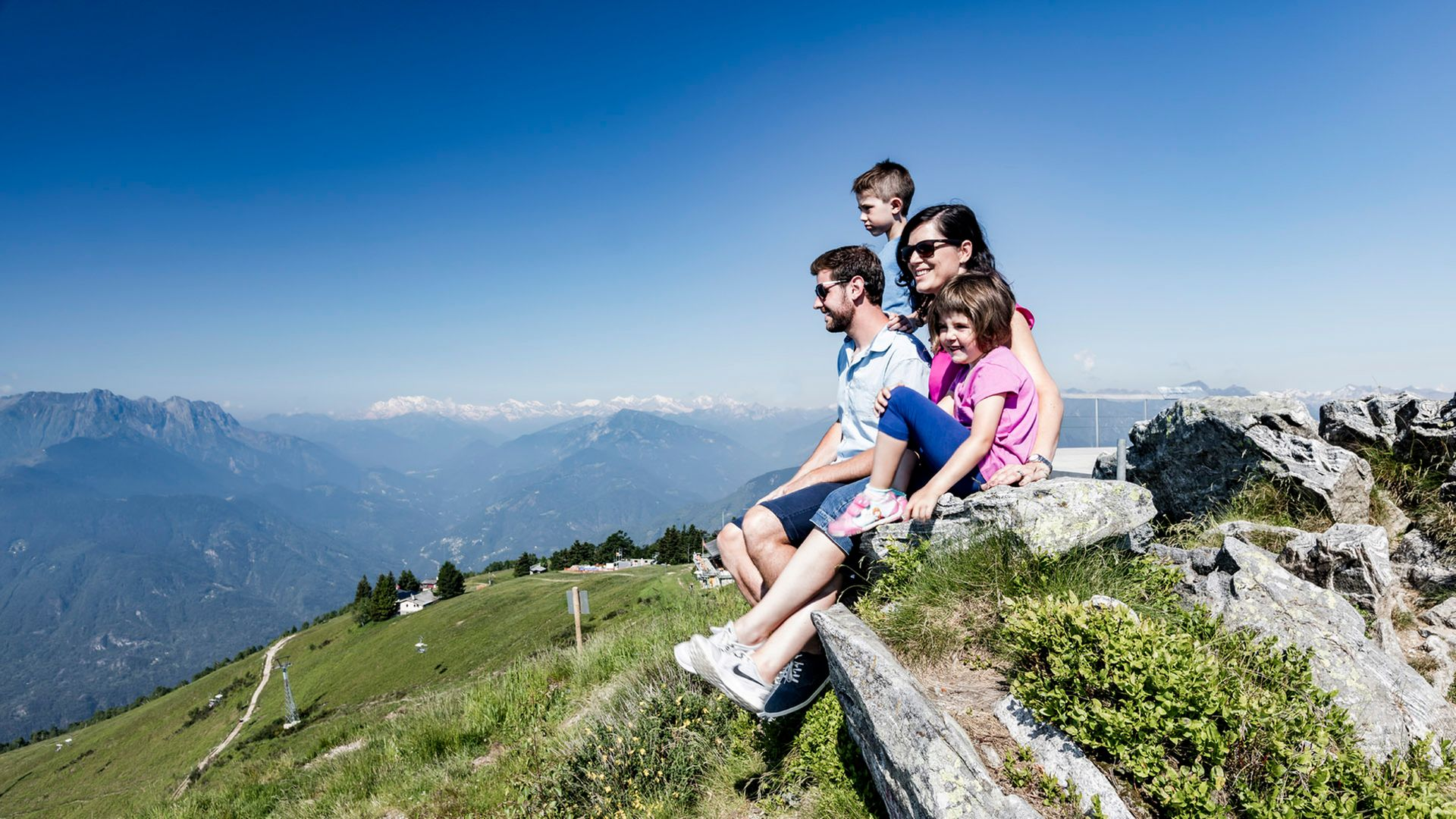 Family Holiday in Ticino