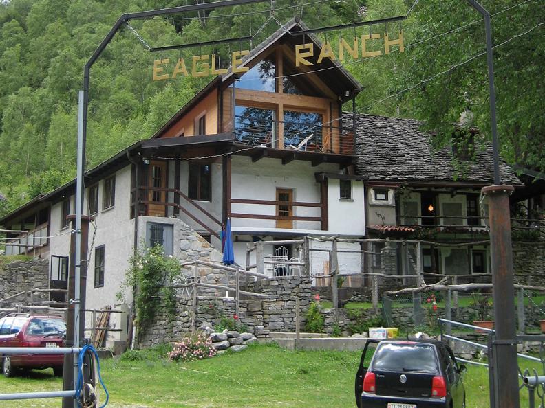 Ascona Locarno Discover La Dolce Vita Azienda Eagle Ranch