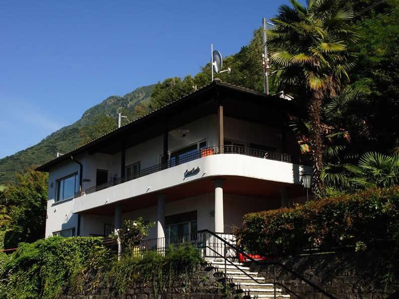 Ascona locarno scoprite la dolce vita casa carlo app for Casa a 1 piano