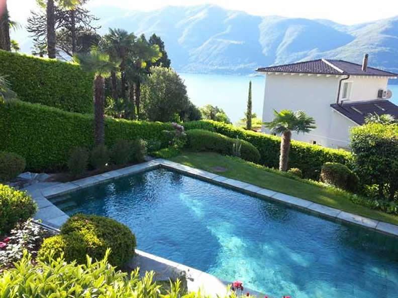 Ascona locarno scoprite la dolce vita casa ramerino for Piscinas merino