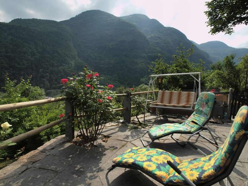 Ascona-Locarno: scoprite la dolce vita! Ca Sgruscia