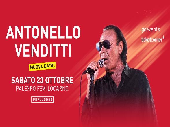 ANTONELLO VENDITTI - Unplugged