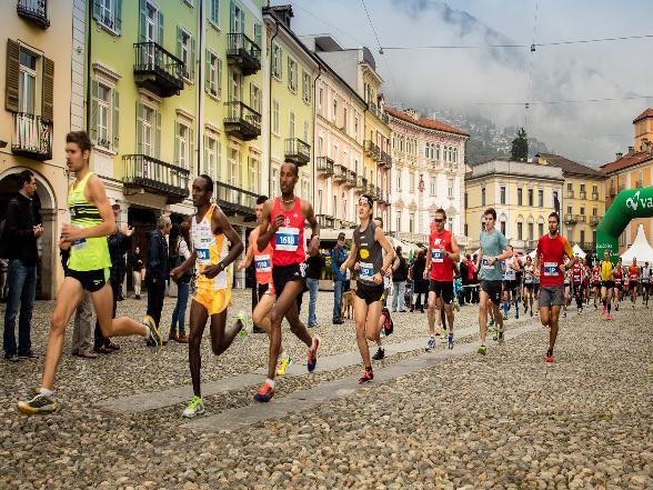 Ascona-Locarno Run 2019