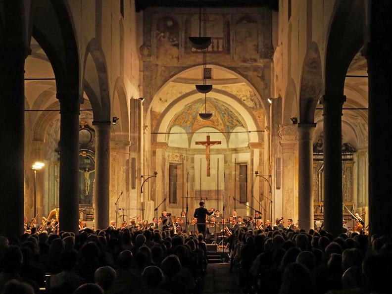 74th Settimane Musicali Ascona