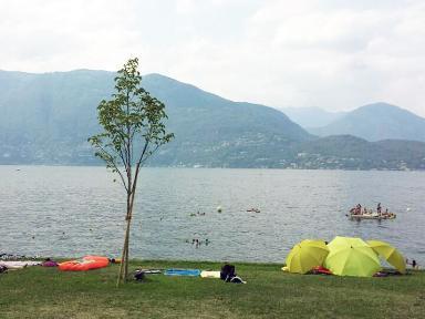 Bagno spiaggia gerra gambarogno ascona locarno - Bagno pubblico ascona ...