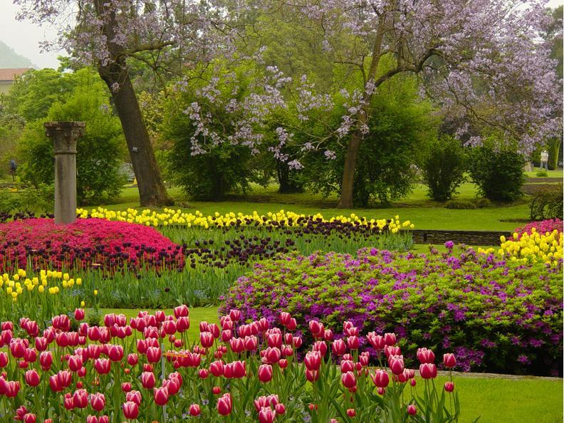 Giardini botanici di villa taranto ascona locarno for Garden giardini