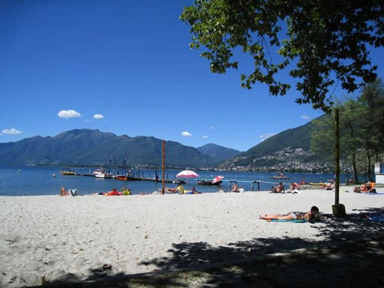 Ascona-Locarno: scoprite la dolce vita! | Watersports.ch - Tenero
