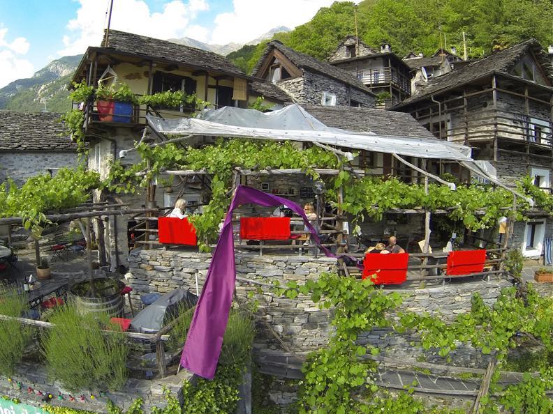 Osteria Paradiso | Ascona-Locarno